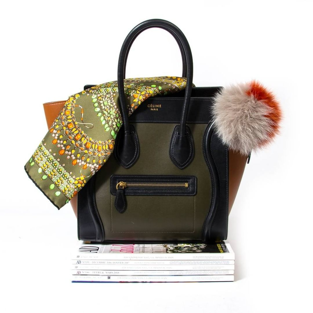 b82fb7e8bdd The Celine Luggage Bag  it s not just a bag  it s that