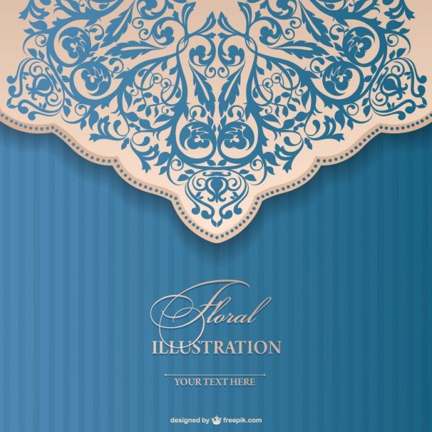 Floral invitation card - Freepik-Invitations-pin-30 --u003dΞ - best of sample invitation letter debut party