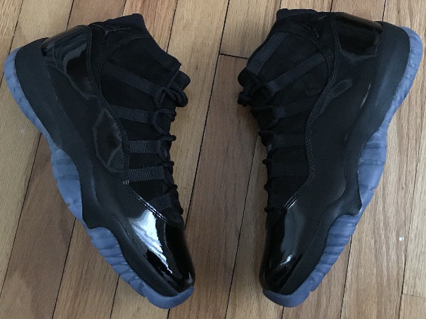 The Air Jordan 11 Blackout (Prom Night 7f0315a5128