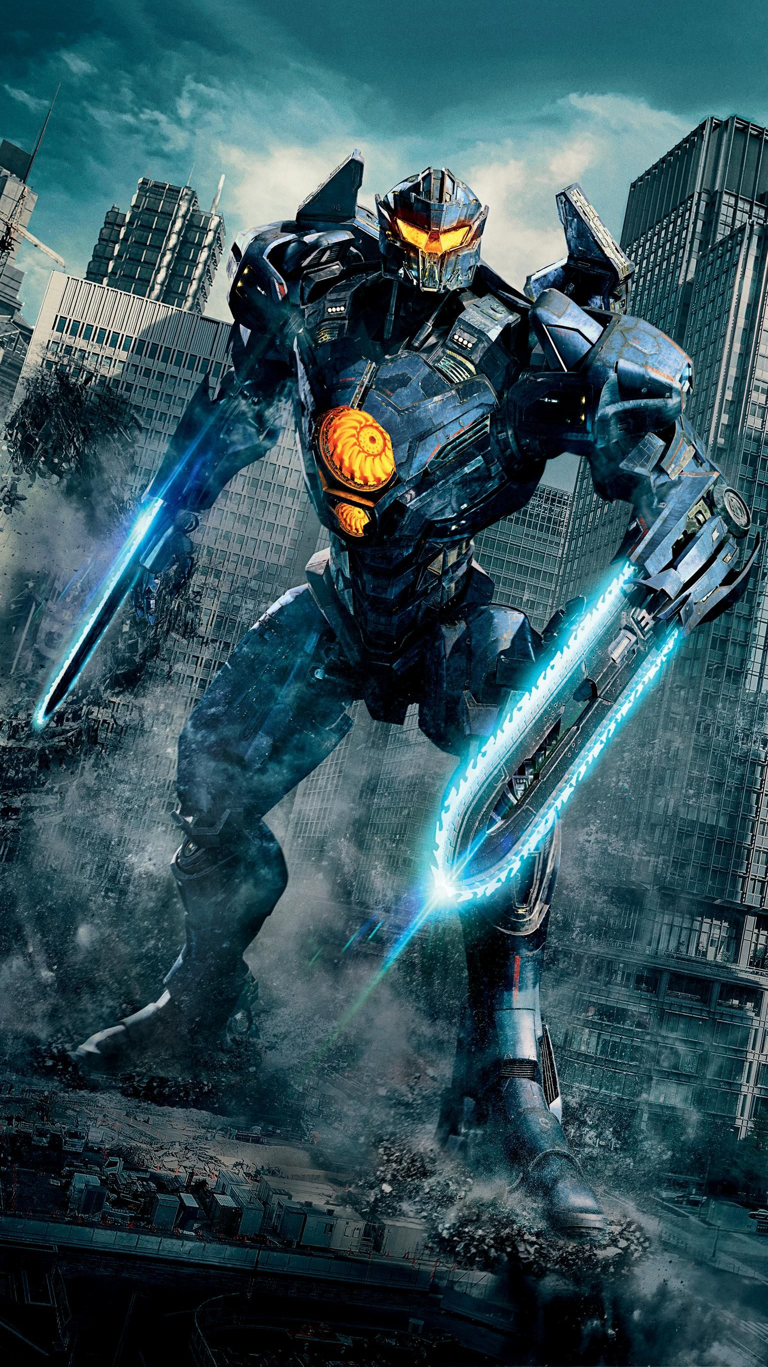 Pacific Rim Uprising 2018 Phone Wallpaper En 2019