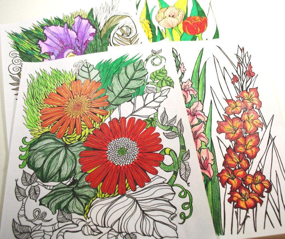 Pin by Bridget Hurley on BHurleyStudio | Pinterest | Adult coloring ...