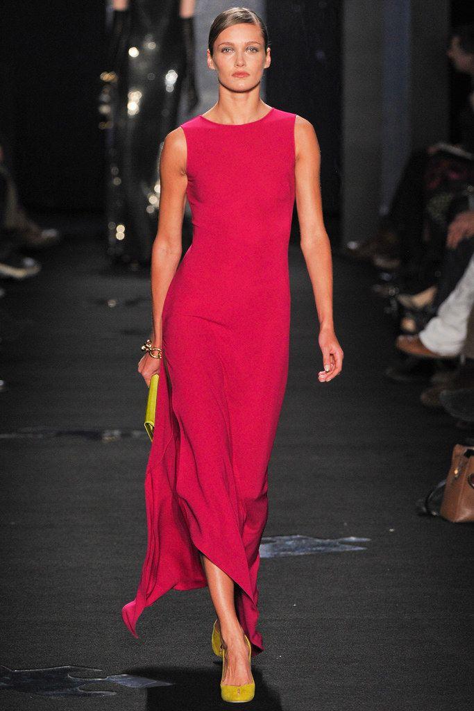 Photo of Diane von Furstenberg Fall 2012 Ready-to-Wear Fashion Show