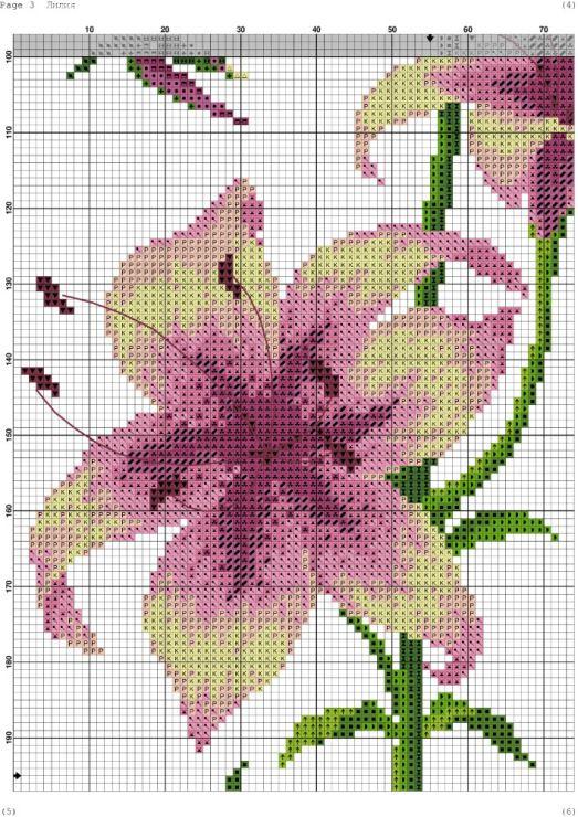 Gallery.ru / Фото #14 - flor - denise10   Cross stitch ...