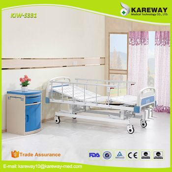 3 Function Linak Electric Hospital Bed Parts Linen For Paralyzed Patients View Hospital Bed Parts Any Home Care Product Details From Lu Jian Metal Decoration Hospital Bed Bed Parts Bed