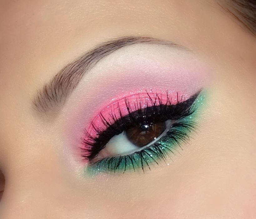 Sweet Candy Eye Shadow Look Created By Dragana G Red Cherry