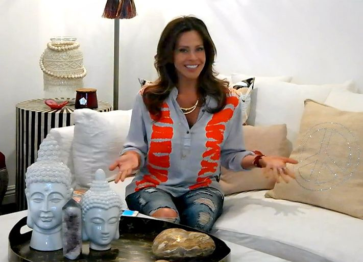 Go Inside Dina Manzo's New California Zen Den