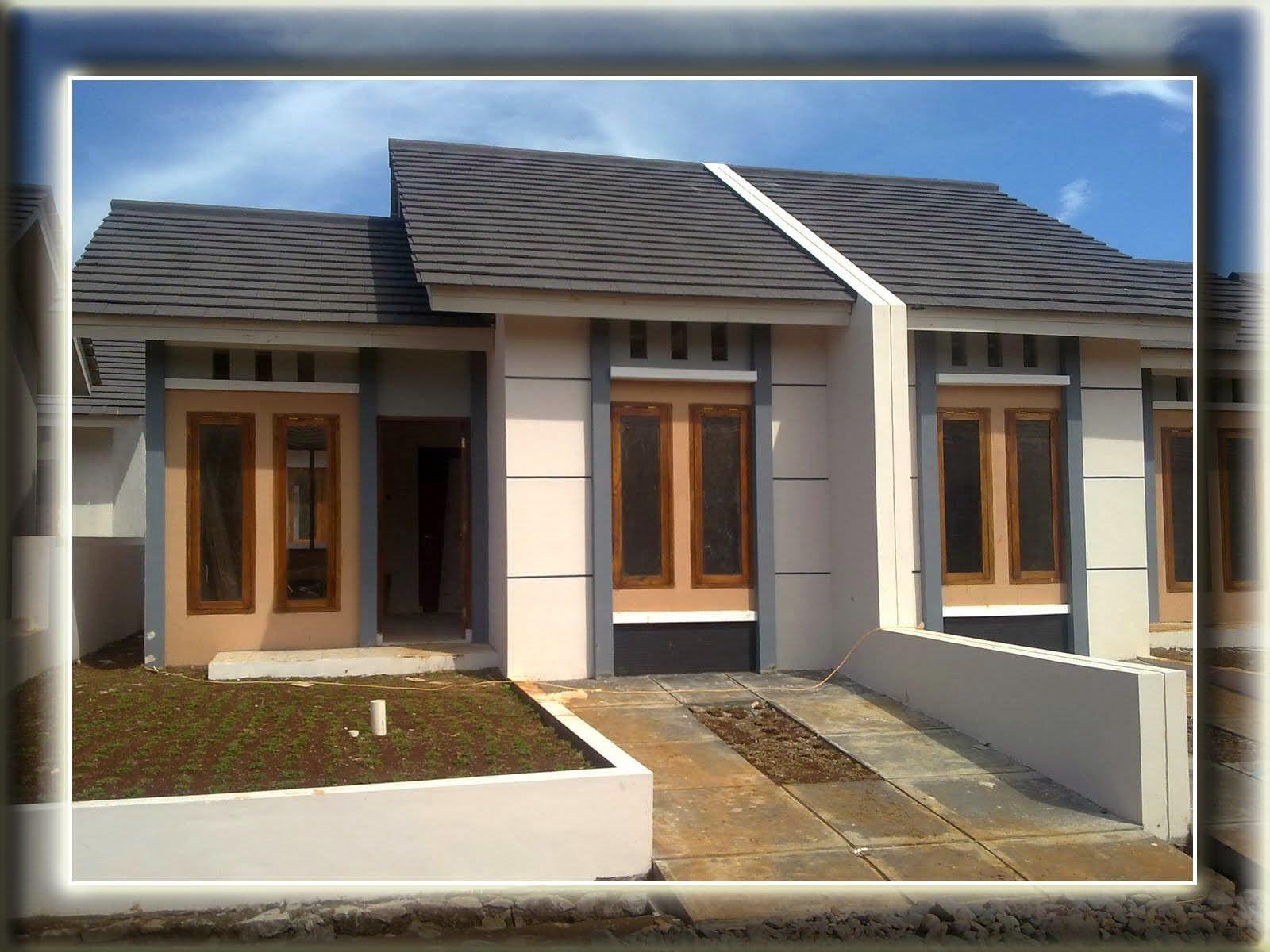 Desain Rumah Subsidi Type 36 72 Cek Bahan Bangunan