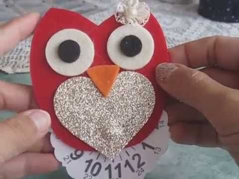 Video Creazioni San Valentino 2015 - Hand made Creations S.Valentine