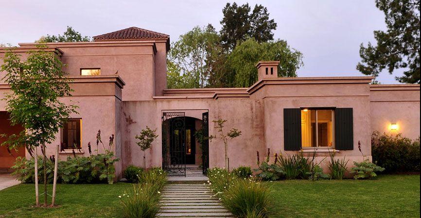 Ricardo pereyra iraola arquitectura house pinterest for Fachadas de casas mexicanas rusticas