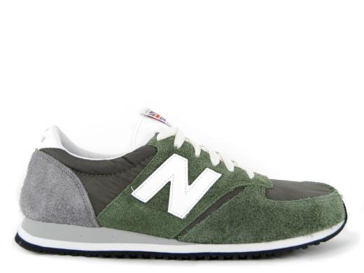 green new balance 420