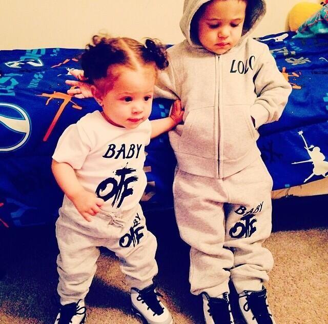 Lil Durk Kids   Newborn black babies, Lil durk, Kids