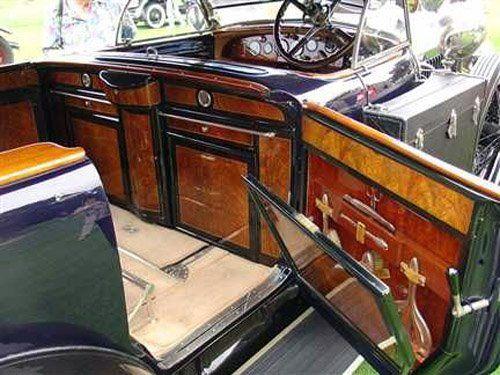1925 Torpedo by Van den Plas (chassis 98LC)