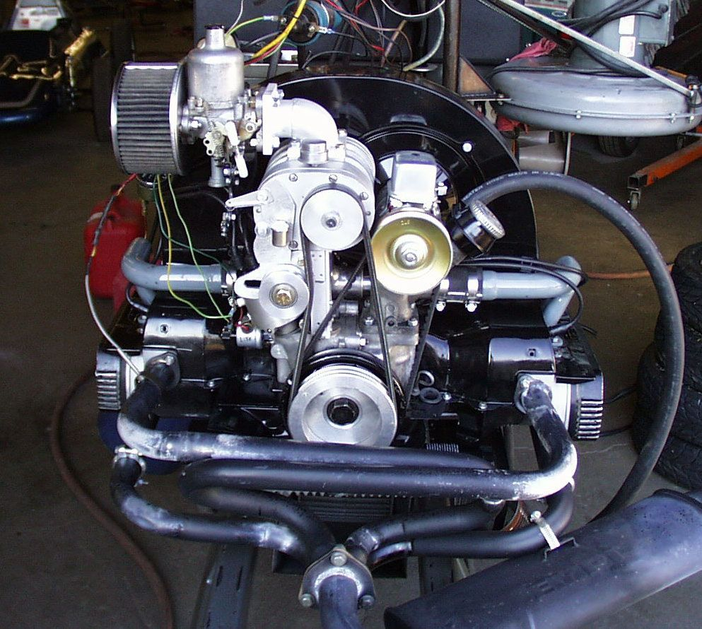 Vw Beetle Wankel Engine: Pin By Frederic Sonck On Air Cooled Engines
