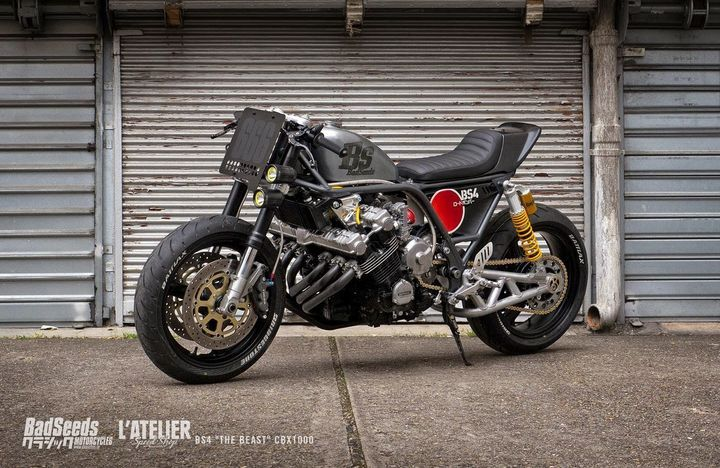 honda cbx1000 cafe racerbadseeds motorcycle club #caferacer