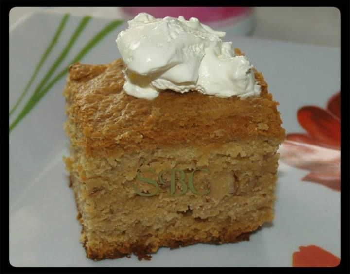 Anna-Marie's Butterscotch Brownies