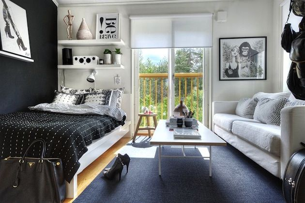 Therese Sennerholt Home : Graphic designer therese sennerholt s home outside stockholm
