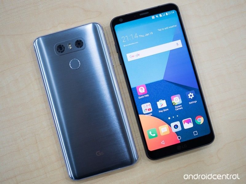 Lg G7 Thinq Rumors Specs Release Date And More Lg Phone Best Smartphone Phone