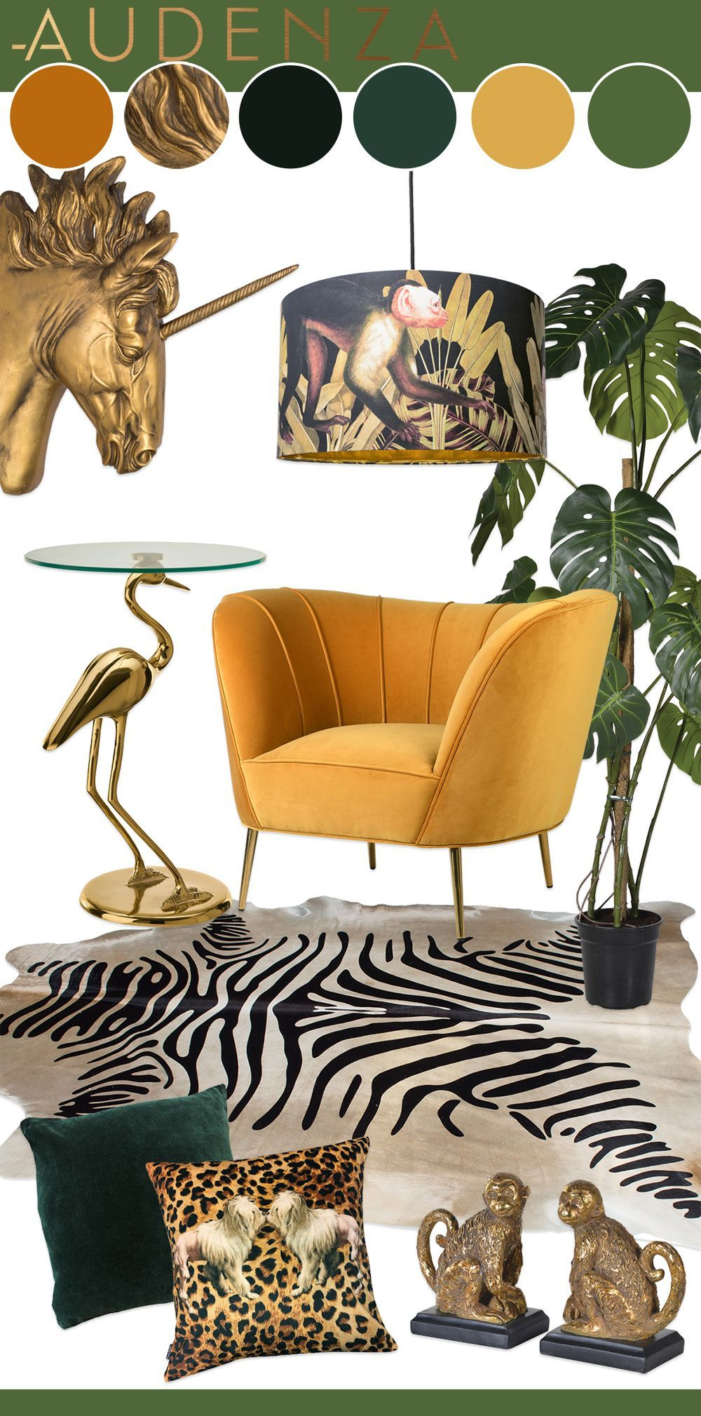 3 New Season Mood Board Ideas for a Super Stylish Home | Audenza
