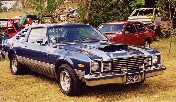 1979 Dodge Aspen Photos Informations Articles Dodge Aspen Dodge Muscle Cars Mopar Muscle Cars