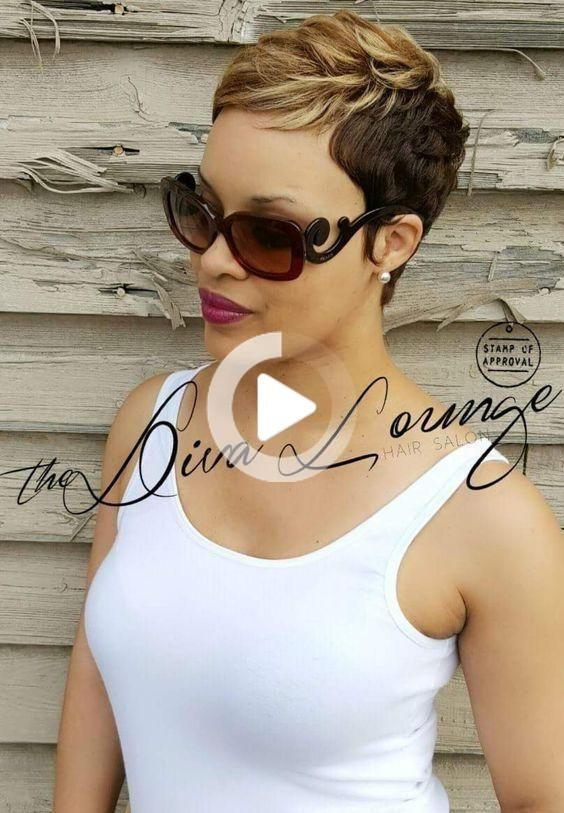 50 Great Short Hairstyles for Black Women | Cute h