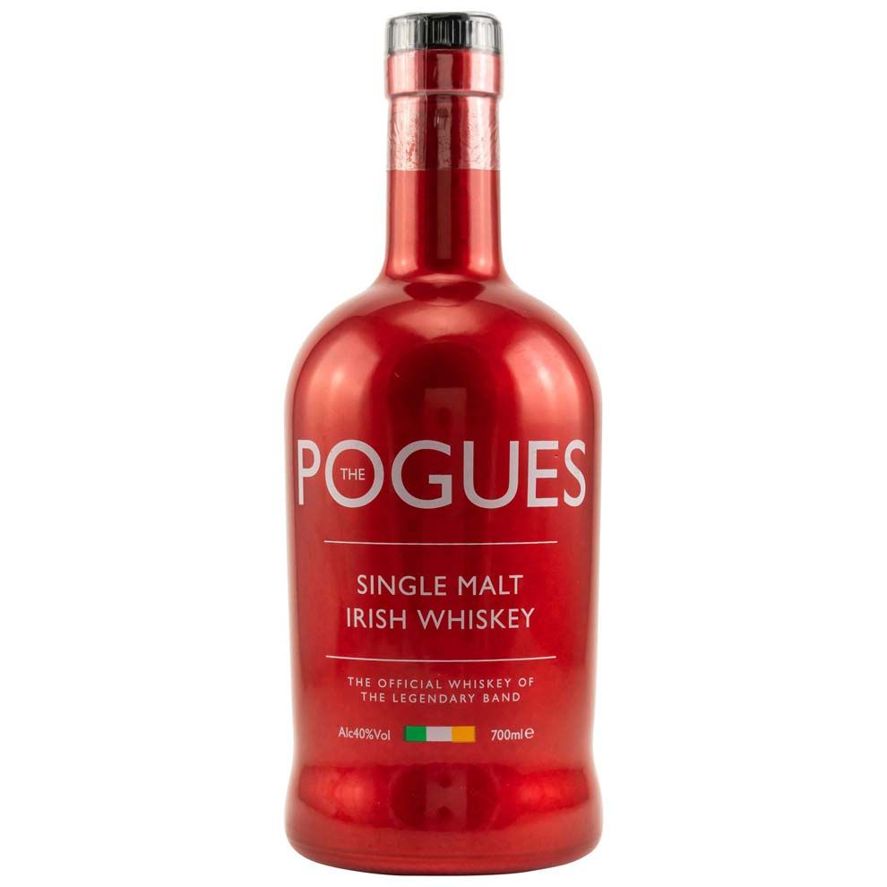 The Pogues Single Malt Irish Whiskey Irish Whiskey West Cork Spirituosen