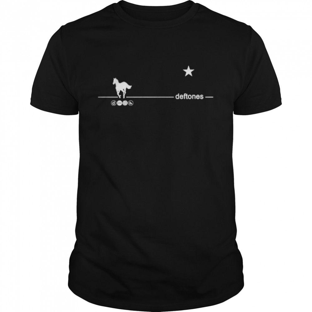 Deftones Merch White Pony 20th Anniversary Shirt 20th Anniversary Shirts Anniversary Shirt Shirts [ 1000 x 1000 Pixel ]