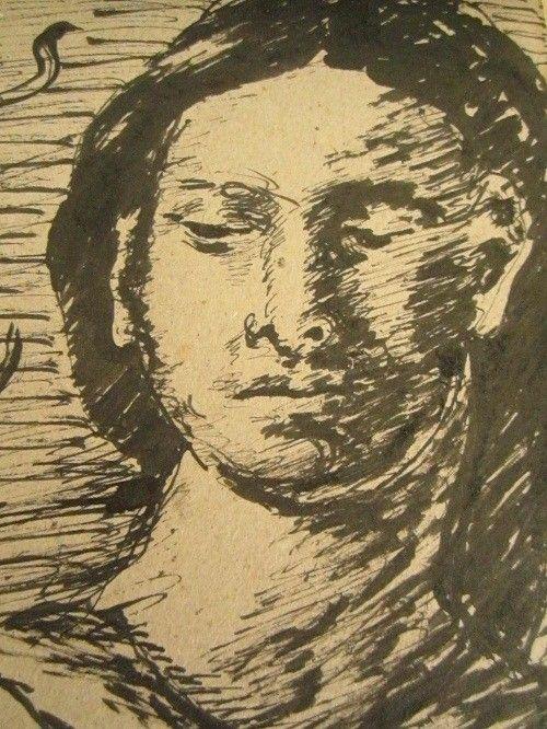 #Portrait  #drawing