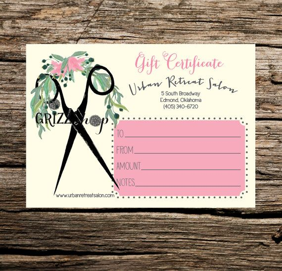Set of 50 salon gift certificates on etsy 7500 hair salon ideas set of 50 salon gift certificates on etsy 7500 yadclub Gallery