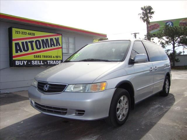 2003 Honda Odyssey Ex 4dr Minivan Pinellas Park Fl Honda Odyssey Mini Van Honda