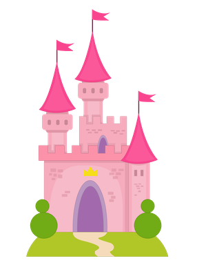 princesas e pr ncipes minus para mis collages y decorado rh pinterest com Pink Princess Castle Pink Princess Castle Clip Art