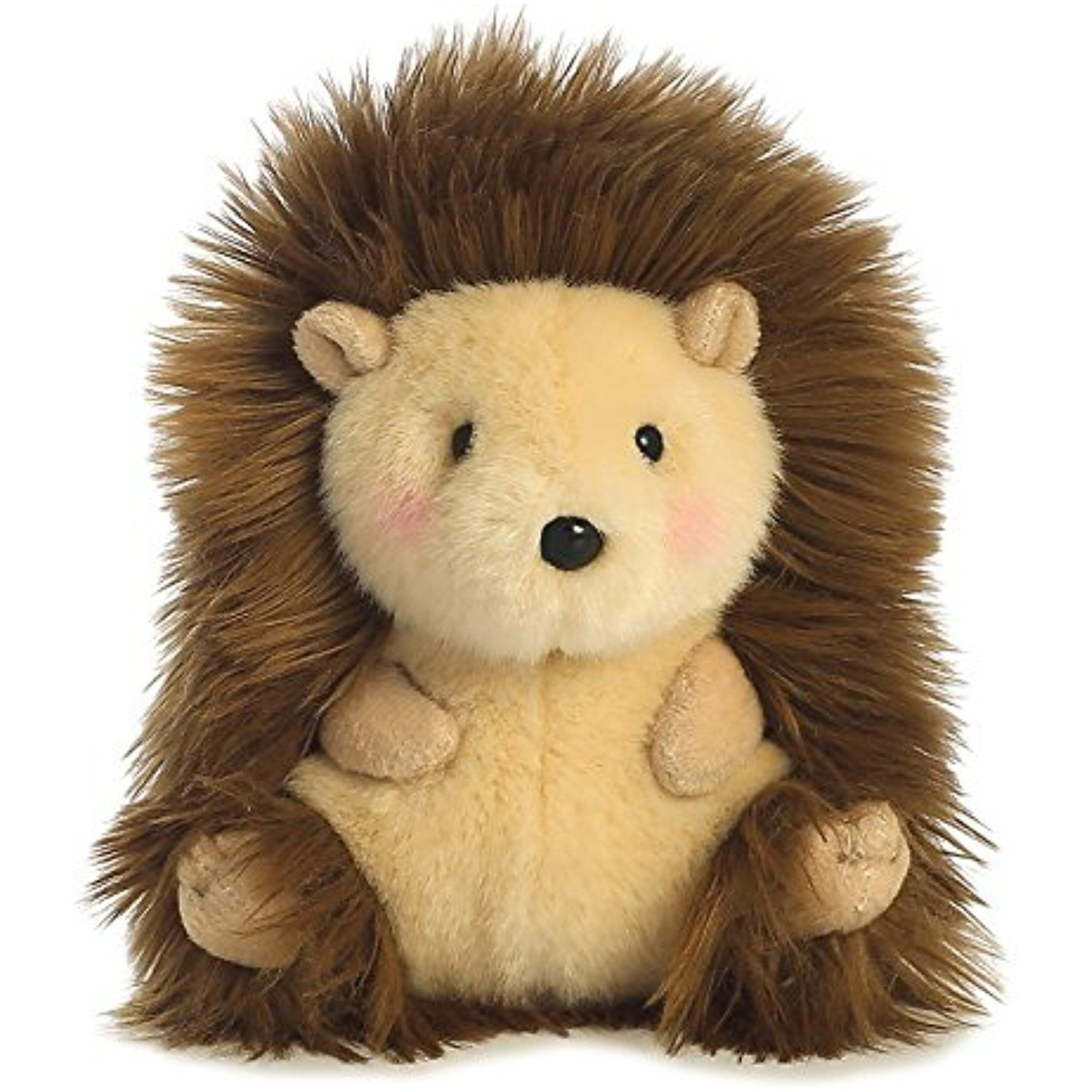 a947358688b9 Merry Hedgehog Rolly Pet 5 inch - Stuffed Animal by Aurora Plush (16812) *  Visit the image link more details. (This is an affiliate link) # ...