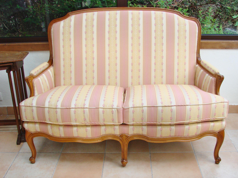 Canape Louis Xv Mobilier De Salon Canape Chaise Moderne