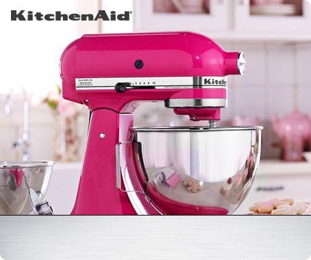 Kitchenaid Stand Mixer Kitchen Aid Hot Pink Kitchen Kids Bedroom Diy