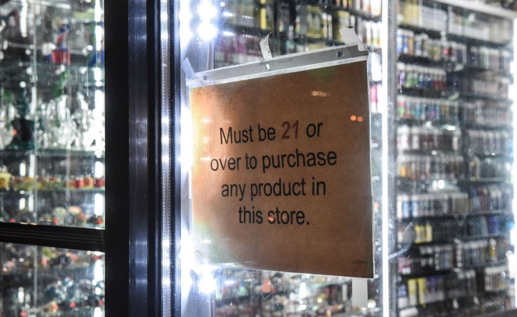 Federal Legal Age to Buy Tobacco Products Officially