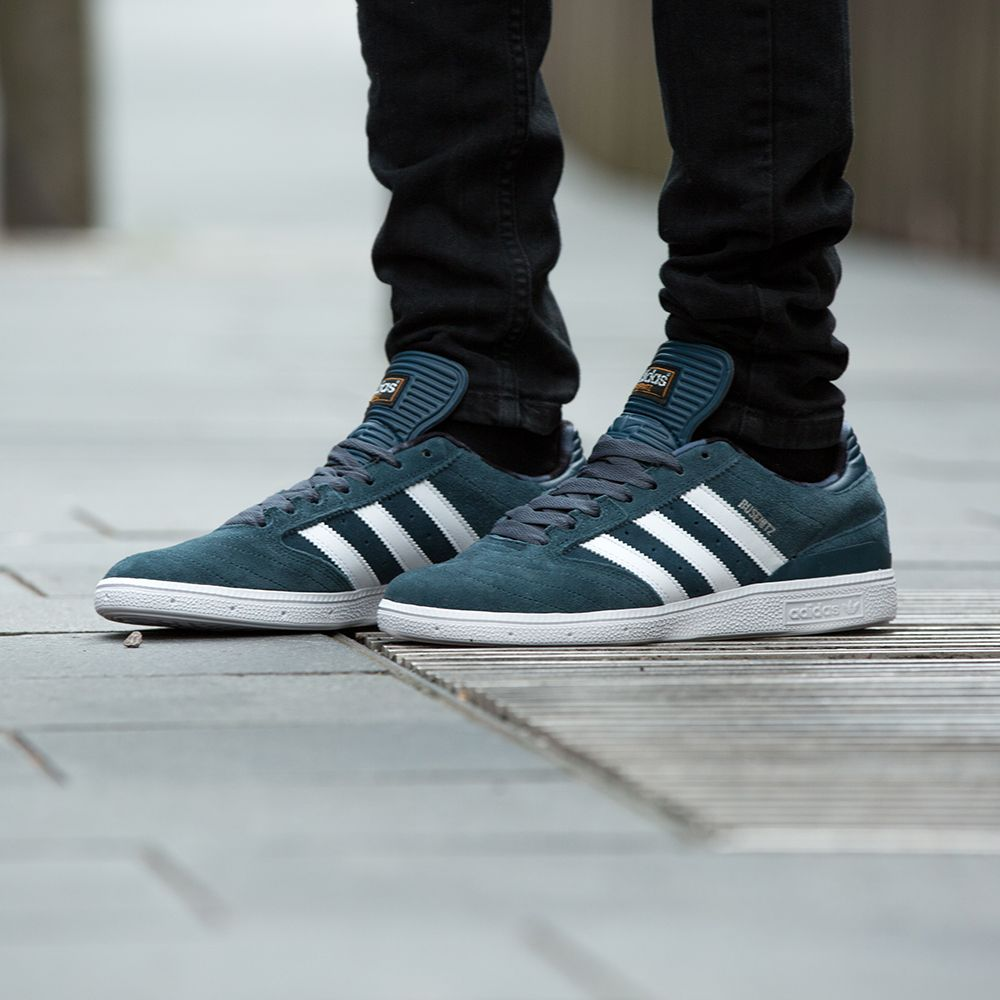 30a08a8500c3 NEW IN  The adidas Originals Busenitz Trainer in midnight   white ...