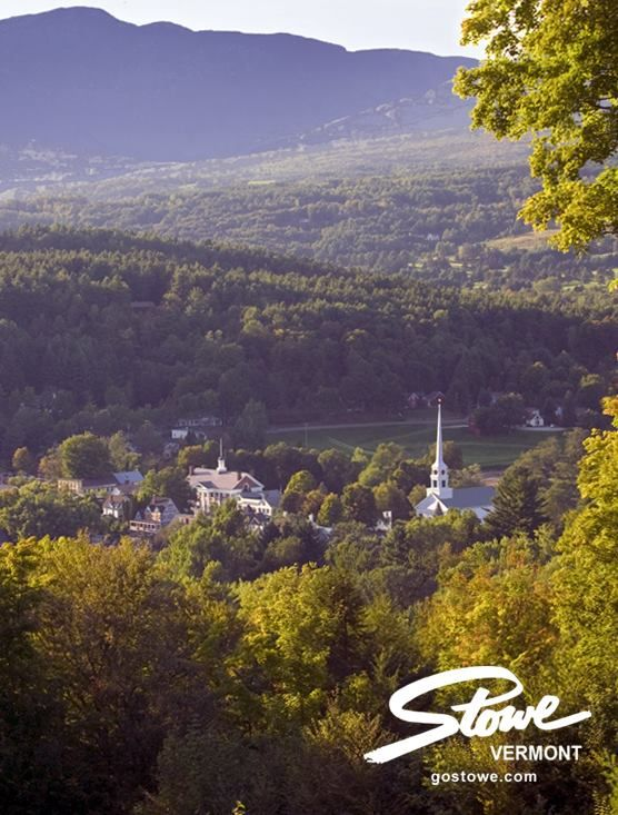 The weather in Stowe has been wonderful this summer - hope to see you here!  #gostowe