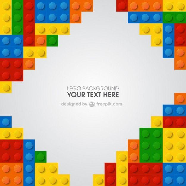 Lego Ninjago Birthday Party Google Search: Lego Border Template - Google Search
