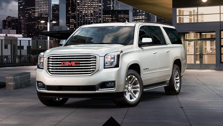 2018 Gmc Yukon Full Size Suv Premium Edition Gmc Yukon Gmc