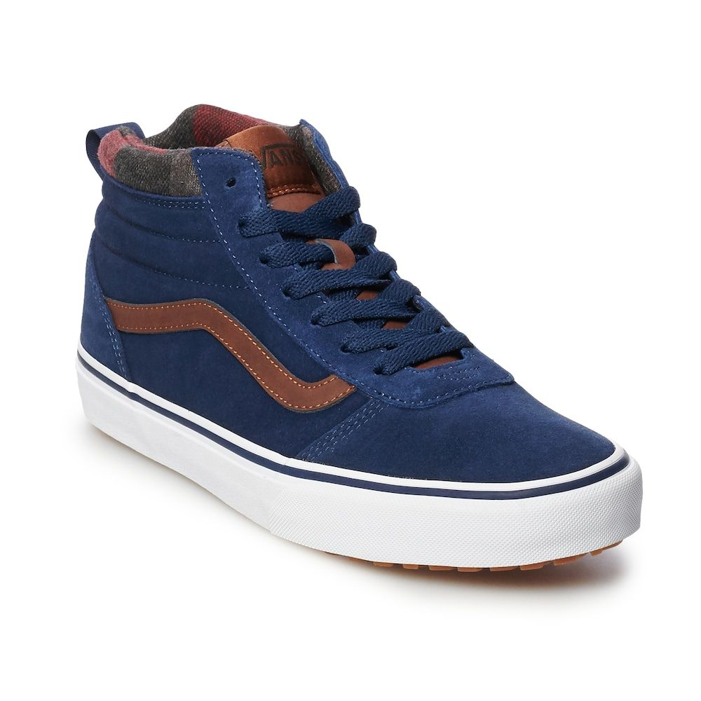 0345f3b459d4 Vans Ward Hi MTE Men s Water Resistant Skate Shoes