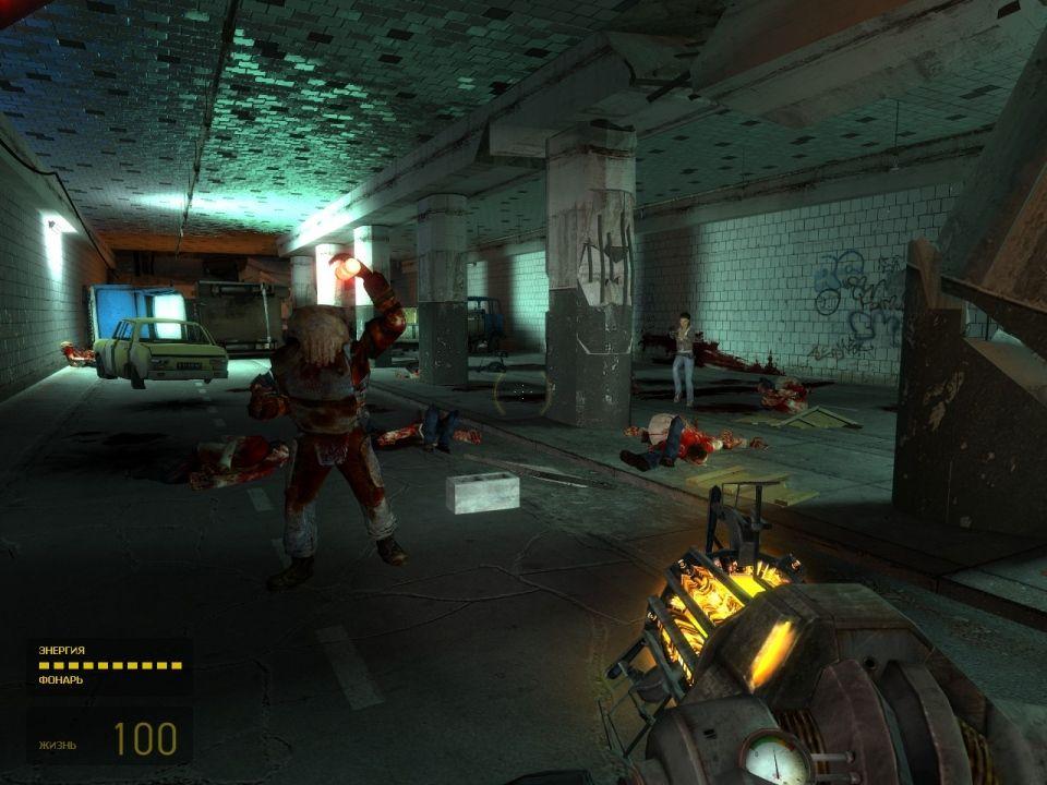 Half-life 2: fakefactory cinematic mod (2012) скачать через.