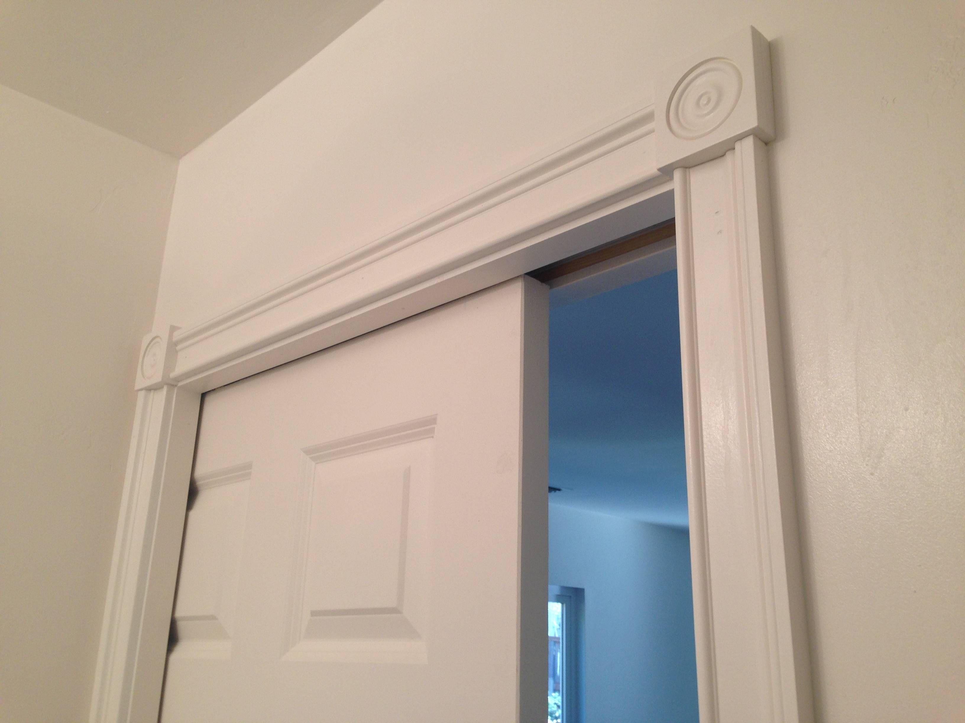 Pocket Door Trim Installation