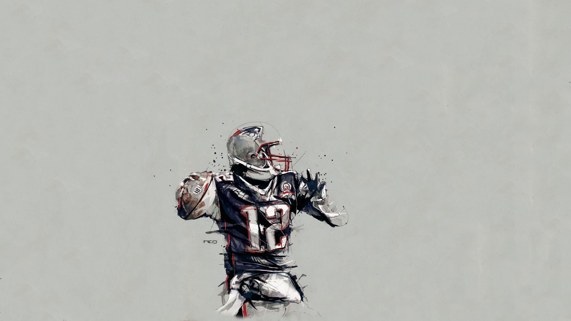 Tom brady new england patriots abstract art hd wallpaper logo tom brady new england patriots abstract art hd wallpaper voltagebd Images