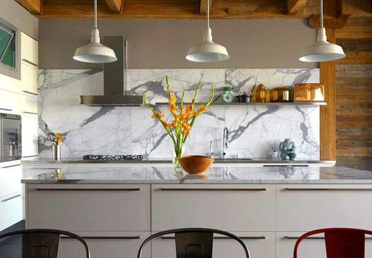 20 Surprising Kitchen Backsplashes That Aren\u0027t Subway Tile Subway