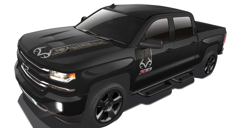 Chevy Silverado Realtree Edition Calls To Your Inner Woodsman