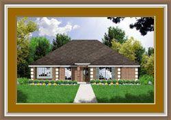 House Plan chp-24501 at COOLhouseplans.com