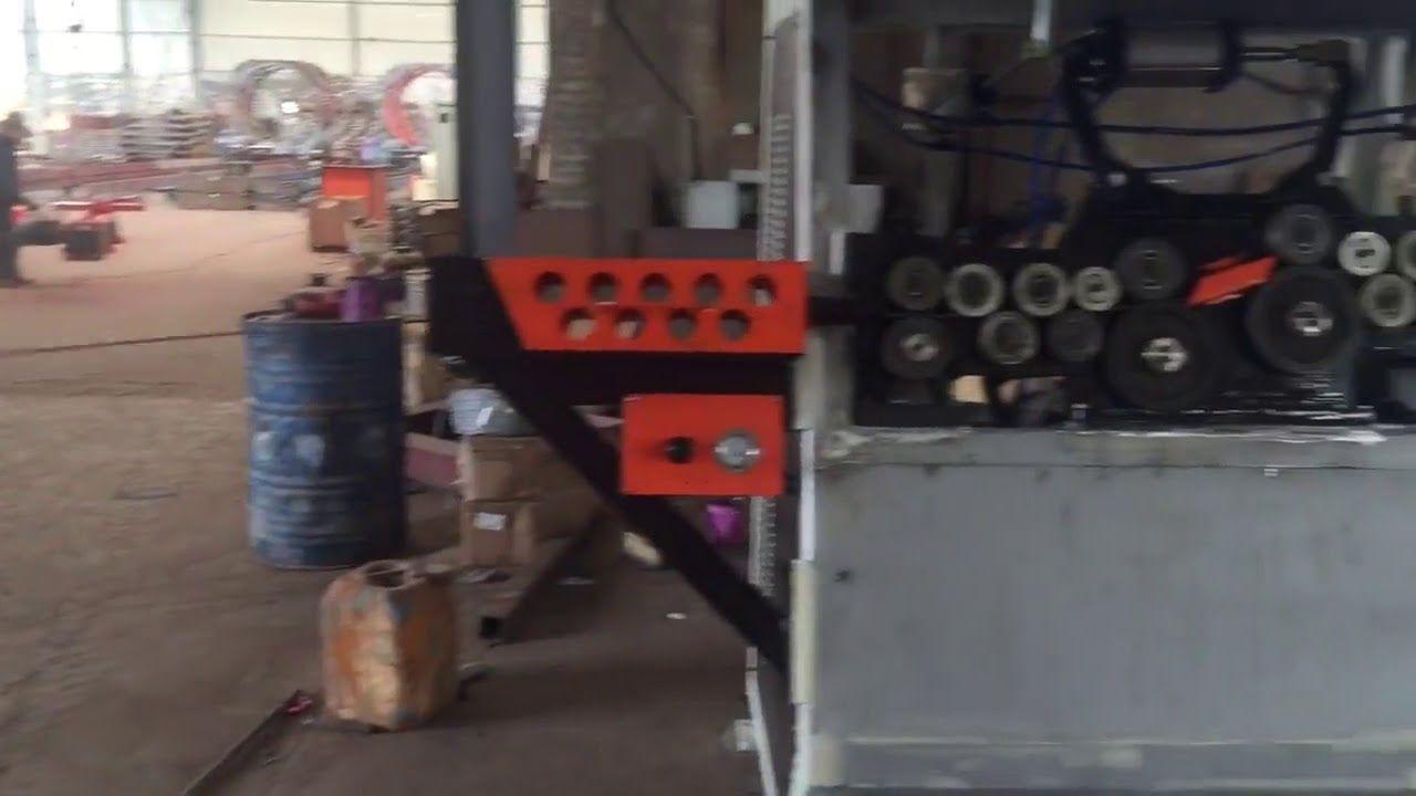 4 12 Mm Cnc Automatic Stirrup Bending Machine Cnc Welding Machine Machine