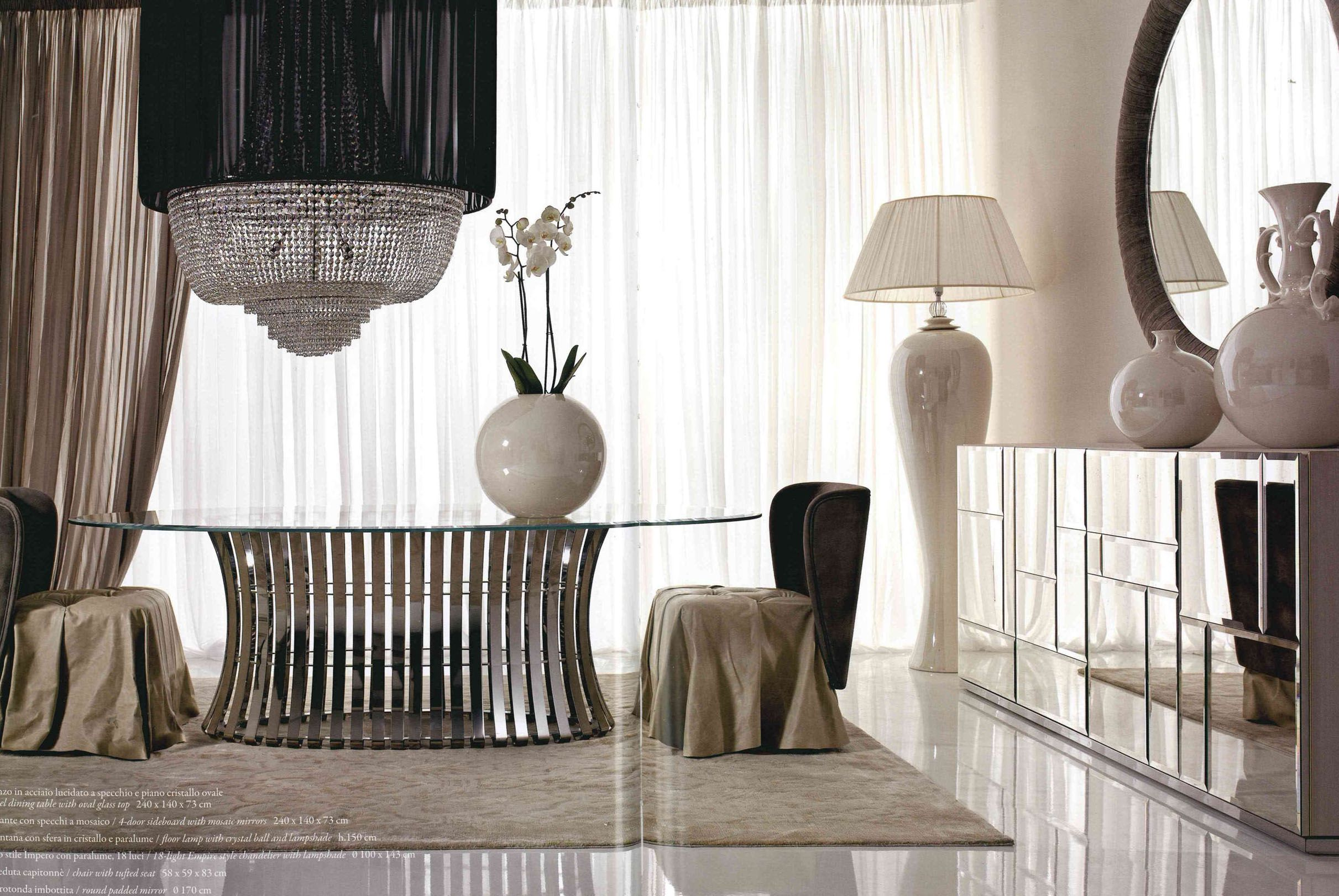 Arredamento Made In Italy.Dolfi Arredamento Glamour Interior Design Italian Business
