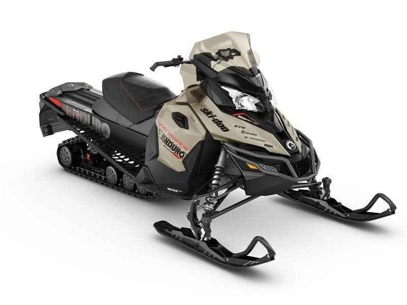 New 2017 Ski Doo Renegade Enduro 600 H O E TEC Snowmobile For Sale