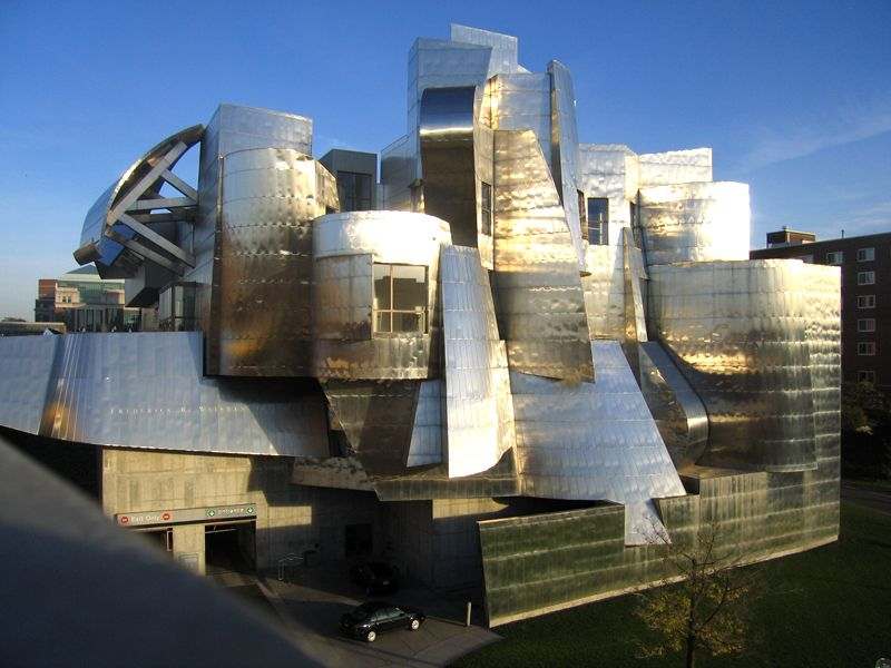 Famous Architects Frank Gehry A D Blog Famous Architects