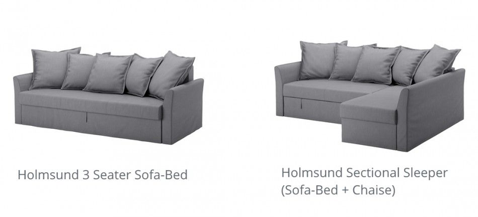 Ikea Holmsund Sleeper Sofa Bed